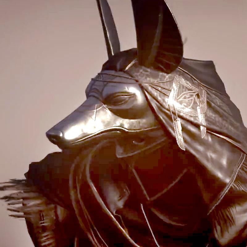 Assassin's Creed Origins— Трейлер «серых кардиналов» фараона
