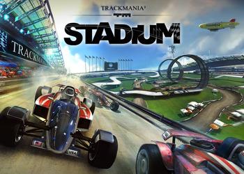 Концепт-арт Trackmania 2 Stadium