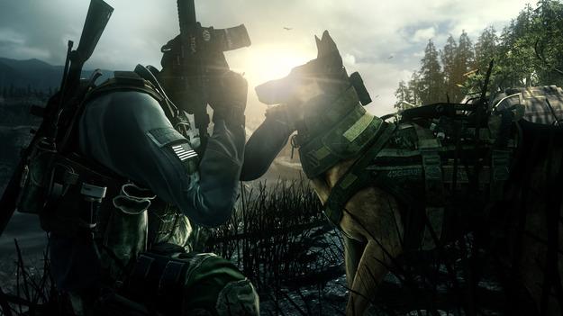 Создатели Call of Duty: Ghosts рассчитывают в дальнейшем представить игрокам приложения-компаньоны и возможности игры со 2-м дисплеем