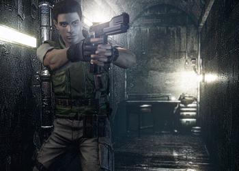 Снимок экрана Resident Evil Remastered