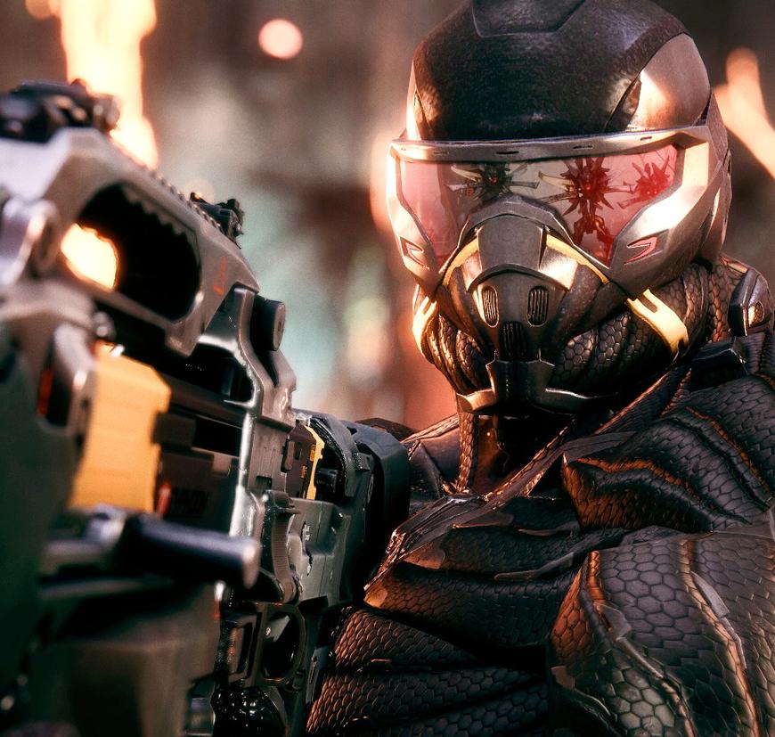Авторы Crysis иWarface закрывают сразу 5 студий
