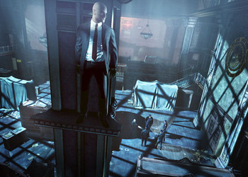 Скриншот Hitman: Absolution
