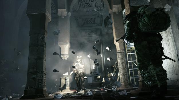 DICE планирует поддерживать игру Battlefield 3 новым контентом полтора года