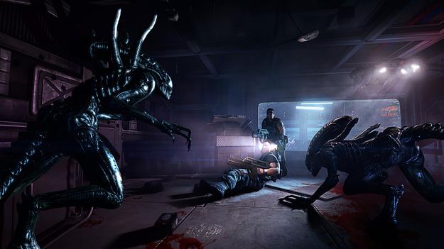 Gearbox произвела обновленный трайлер к игре Aliens: Colonial Marines