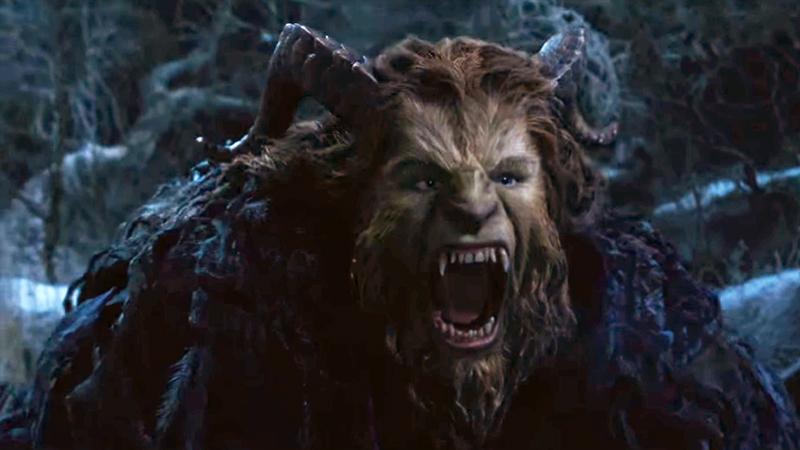 Вweb-сети кпросмотру представлен трейлер фильма «Красавица ичудовище»