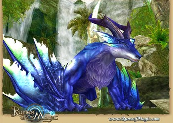 Скриншот Runes of Magic