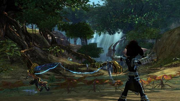 Игроки достигли максимального уровня развития в Guild Wars 2 за 32 часа