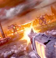 Дебютный геймплей и системные требования нового шутера Hellbound