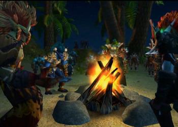 Скриншот World of Warcraft: Cataclysm