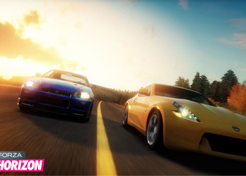 Снимок экрана Forza: Horizon