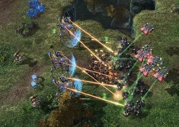 Скриншот StarCraft II