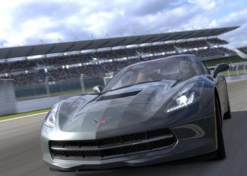 Снимок экрана Гран Туризмо 5