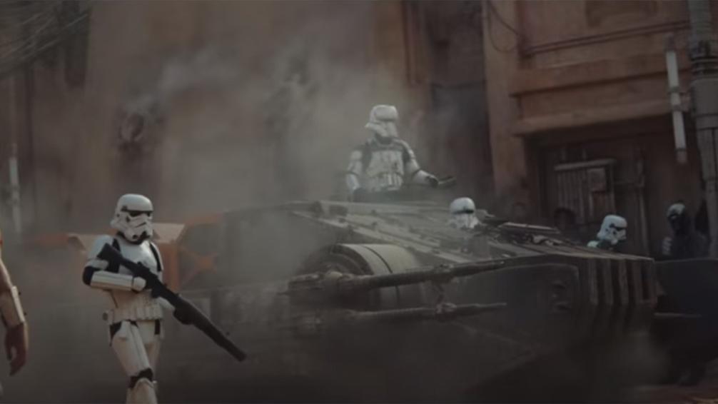 Дарт Вейдер показался вновом трейлере «Звездных войн»