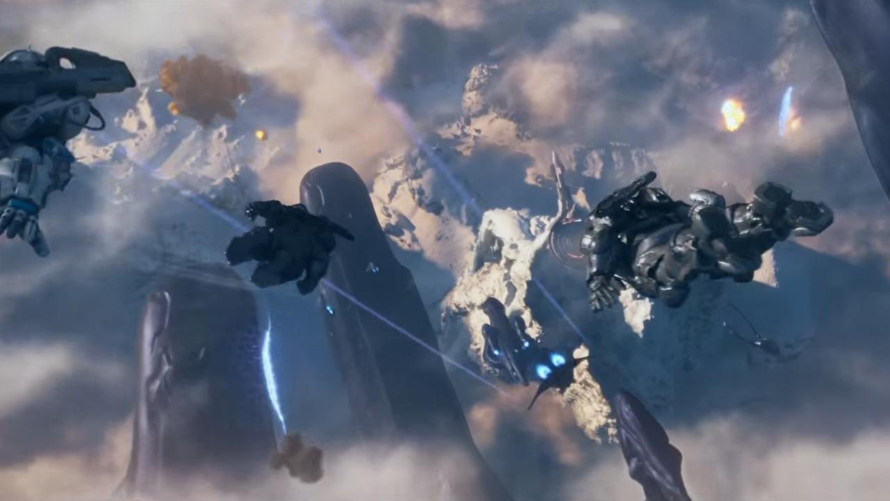 Игра Halo 5: Guardians надва дня будет бесплатной