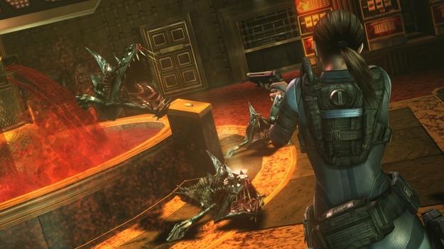 Размещены системные условия РС версии игры Resident Evil: Revelations