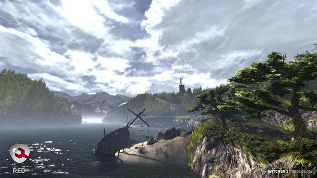 Редактор RedKit для игры The Witcher 2: Assassins of Kings невольно попал в интернет
