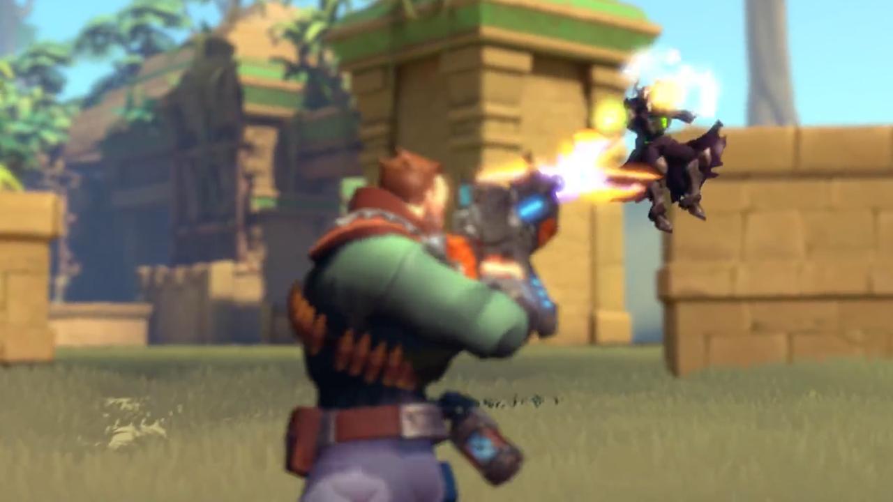 Hi-Rez анонсировала Paladins: Battlegrounds