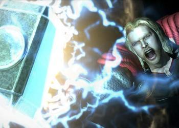 Скриншот Thor: God of Thunder