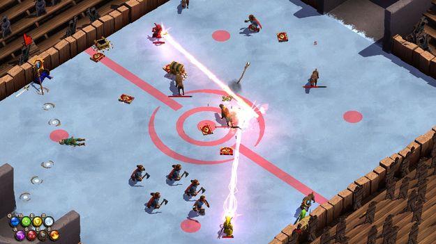 Разработчики Magicka выпустят дополнение с новыми картами в стиле Олимпийских игр