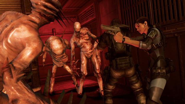 Capcom обнародовала видео дневников создателей игры Resident Evil: Revelations