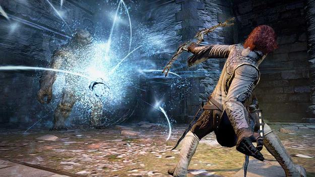 Capcom обнародовала видеоролик к игре Dragon'с Dogma: Dark Arisen с чернокнижником в основной функции