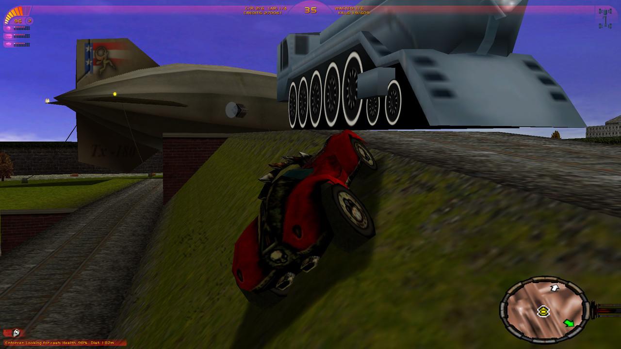 GOG бесплатно раздает Carmageddon TDR 2000. Поспешите!