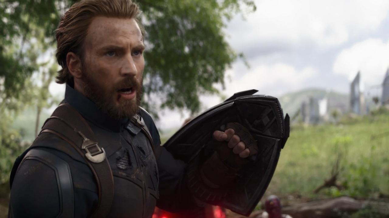 Мстители 4 Twitter: «Мстители 4» раскрыли нового Капитана Америку