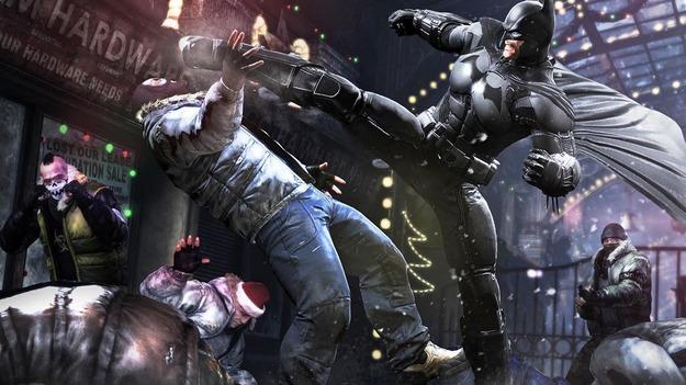 В интернет попала новая информация о суперзлодеях в игре Batman: Arkham Origins