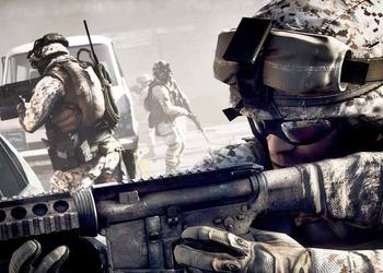 Скриншот из видео Battlefield 3