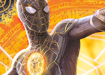 «Человек-паук 3: Нет пути домой» показали паука в черном костюме