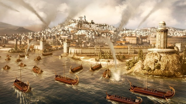 Опубликована первая детальная информация об игре Total War: Rome 2