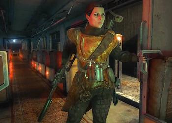 Снимок экрана Metro: Last Light