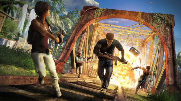 1-ое добавление к игре Far Cry 3 будет на следующей неделе