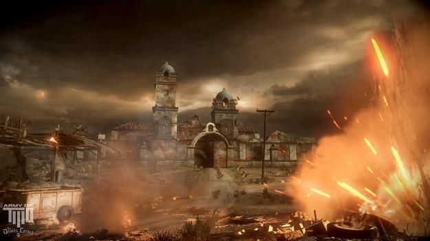 Вышел обновленный трайлер к игре Army of Two: The Devil'с Cartel
