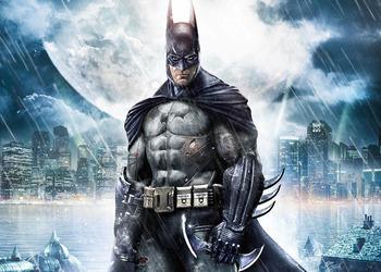 Арт Batman: Arkham Asylum