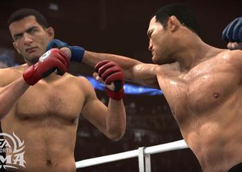 Скриншот EA Sports MMA