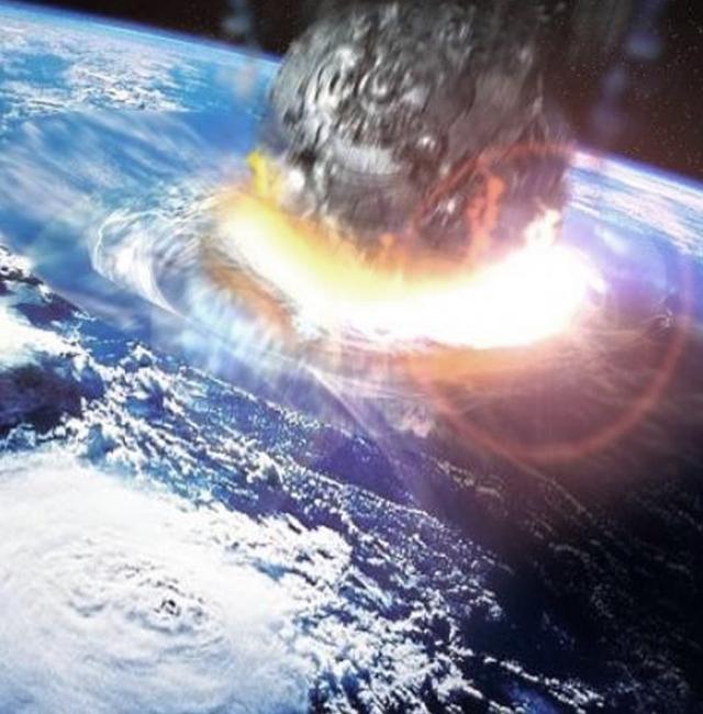При столкновении Земли сметеоритом люди погибнут ответра— Ученые