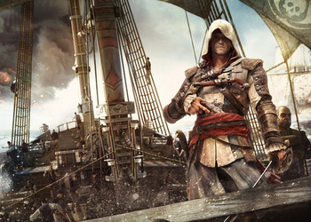 Концепт-арт Assassin'с Creed IV: White Flag