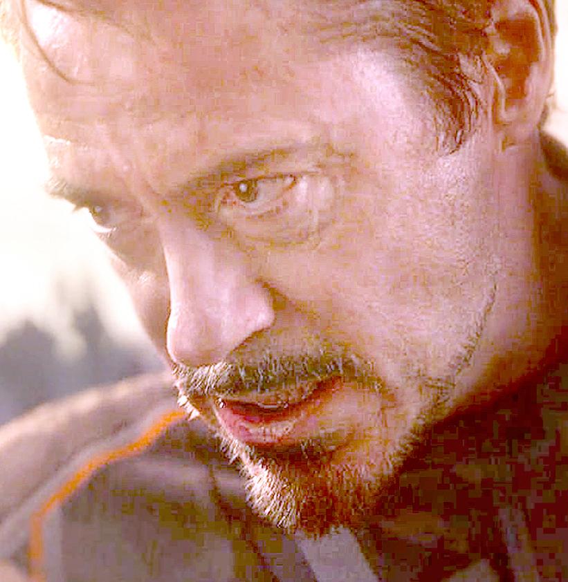 «Мстители 4» раскрыли, как Железный человек победит Таноса
