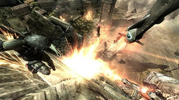 Konami объявили 2 обновленных добавления к игре Metal Gear Rising: Revengeance