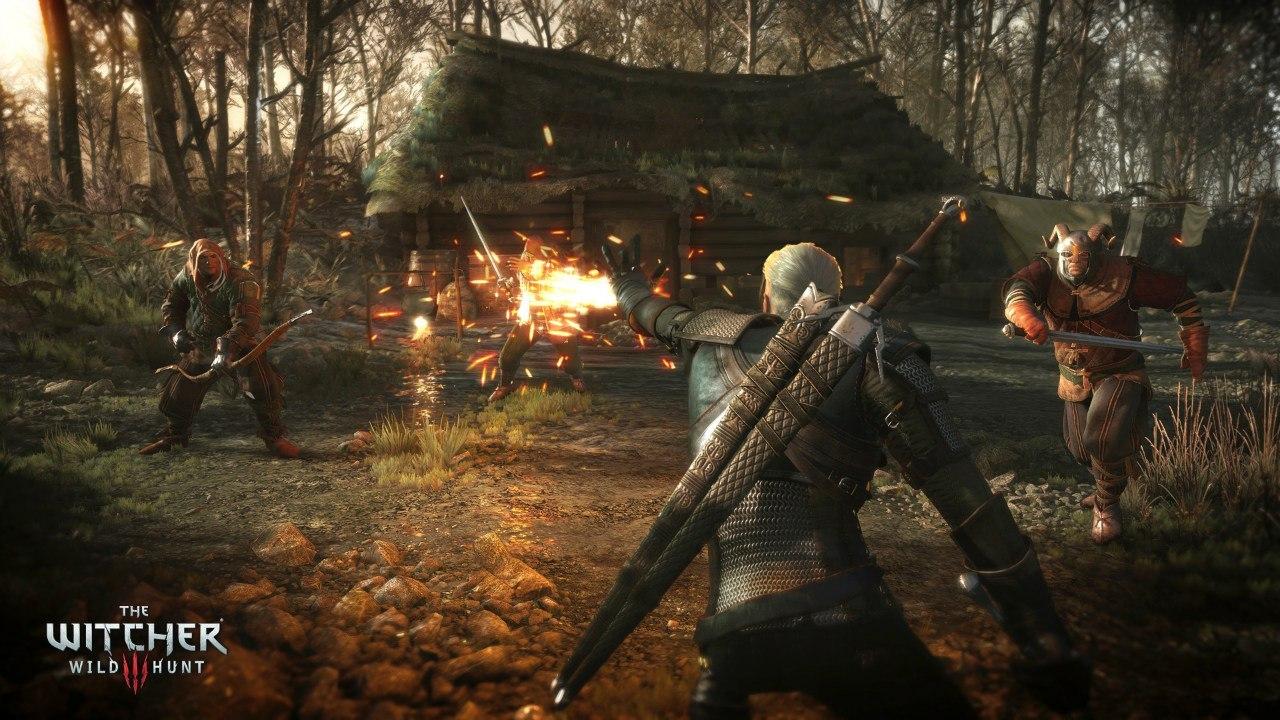 Разработчики The Witcher 3: Wild Hunt обещают игрокам наилучшее качество графики на всех платформах