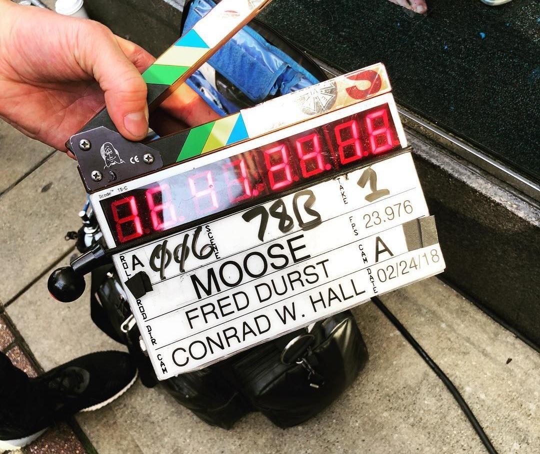 Джон Траволта подстригся под горшок ради съемок вновом кинофильме
