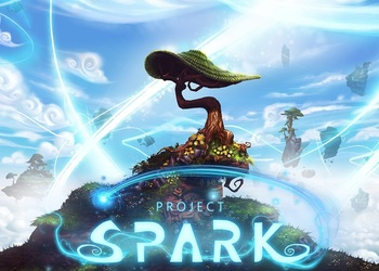 Снимок экрана Project Спарк