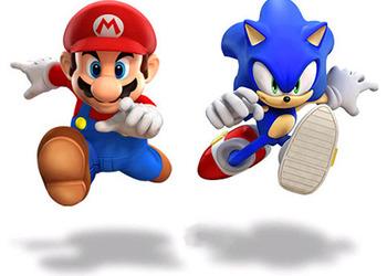Mario vs Соник