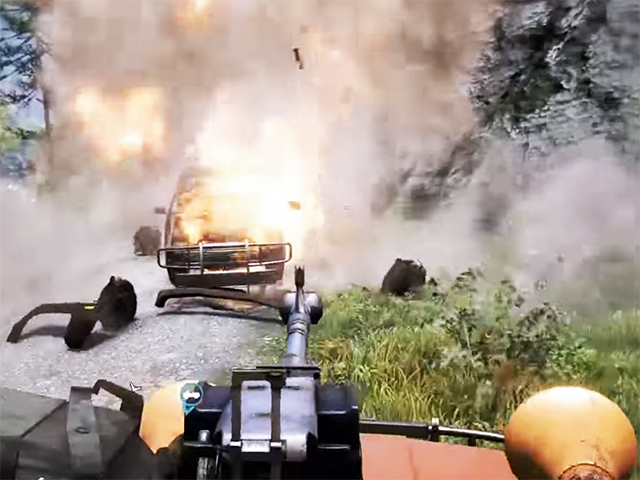 Far Cry По Сети На Пиратке