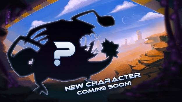 Разработчики Awesomenauts готовят нового персонажа в игре?