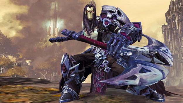 Crytek приобрела студию создателей игры Darksiders