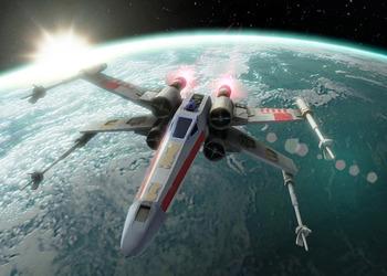 Снимок экрана Star Wars: Attack Squadrons