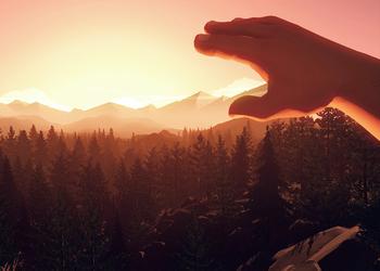 Снимок экрана Firewatch