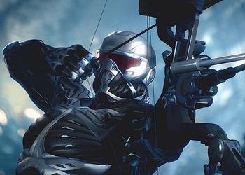 Снимок экрана Crysis 3